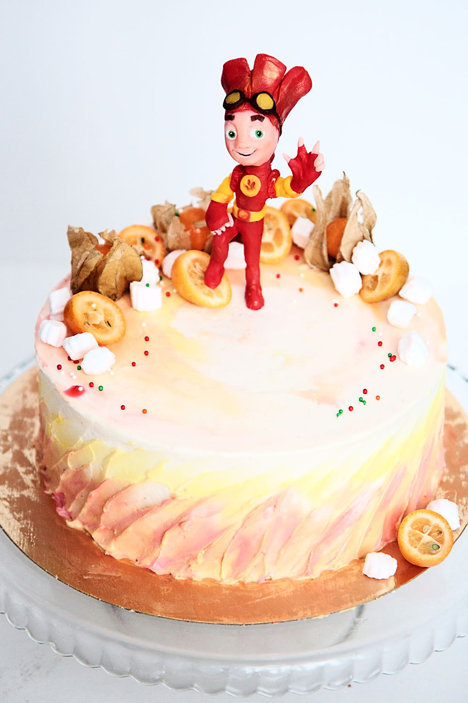 детский торт уфа радости-сладости