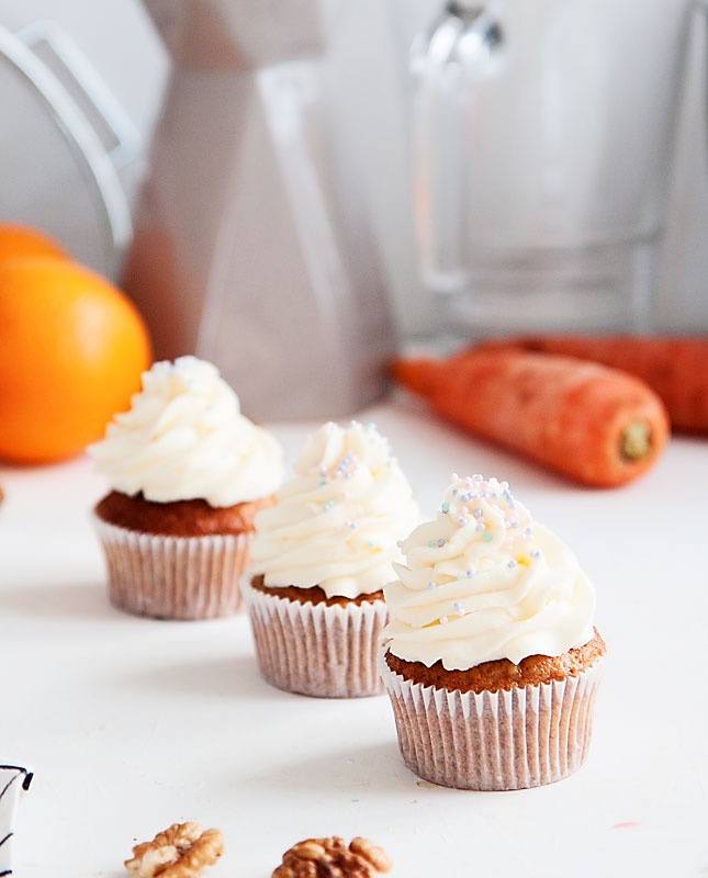 морковные капкейки уфа