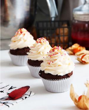 шоколадные капкейки радости-сладости уфа