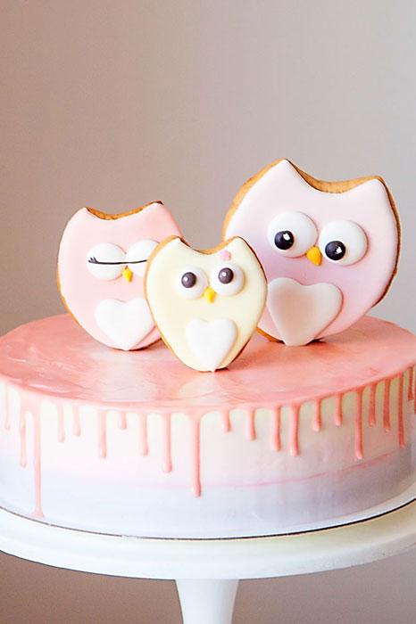 детский торт на заказ уфа совы радости-сладости