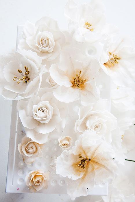 мастер-класс сахарные цветы из мастики Краснодар Радости-Сладости