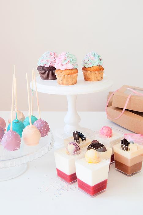 мастер-класс десерты в стаканчике и каркейки уфа