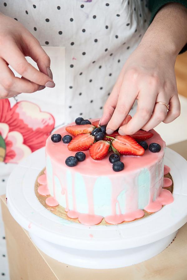 Мастер класс по детским тортам
