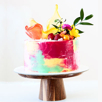 кондитерский мастер-класс по тортам